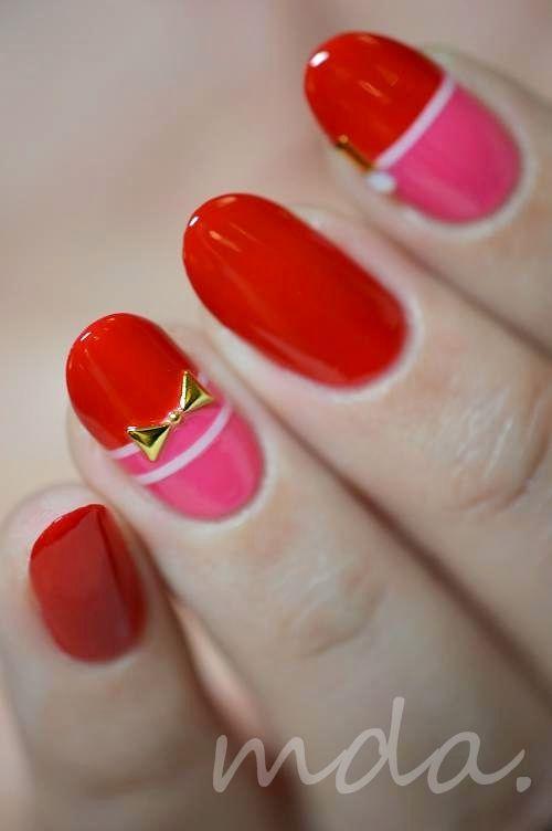 cute & hot. by polish |銀座deネイル★M.D.A NAiLのブログ|Ameba (アメーバ)