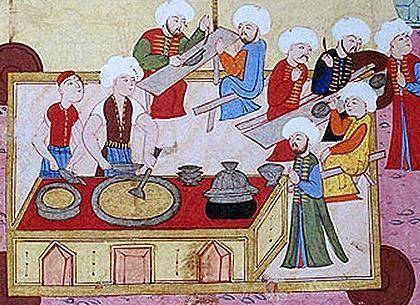 Osmanlılar'da Sosyo-Ekonomik Yapı-3 Esnaf ve Küçük Sanayi (Medeniyetler Tarihi) - Filozof.net