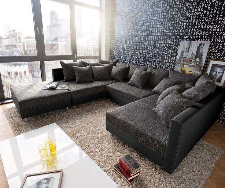 best 20+ big sofa mit schlaffunktion ideas on pinterest, Wohnzimmer dekoo
