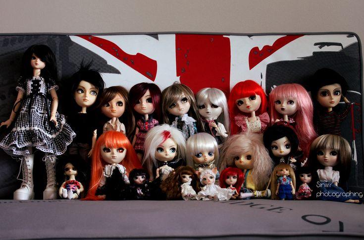 All of my dolls | by Siniirr