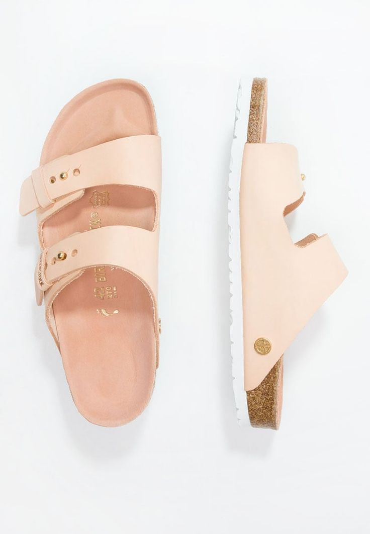 Birkenstock ARIZONA - Slippers - powder for £150.00 (17/05/16) with free delivery at Zalando