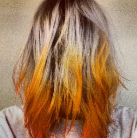 #bleachTANGERINEDREAM Shop the link: http://shop.bleachlondon.co.uk/collections/frontpage/products/bleach-super-cool-colours-tangerine-dream