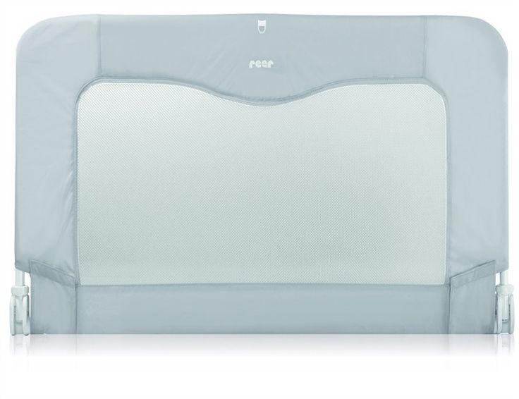 REER zábrana na postel 150 cm Grey/White | Dětský dům - Kočárky, dětské a kojenecké potřeby, autosedačky