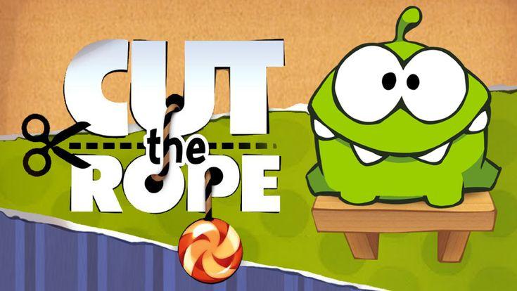 ONE: Om Nom, el famoso personaje del juego Cut The Rope llegará a los cines el próximo año