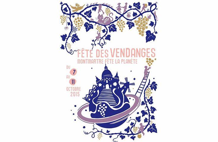 La Fête des Vendanges de Montmartre 2015