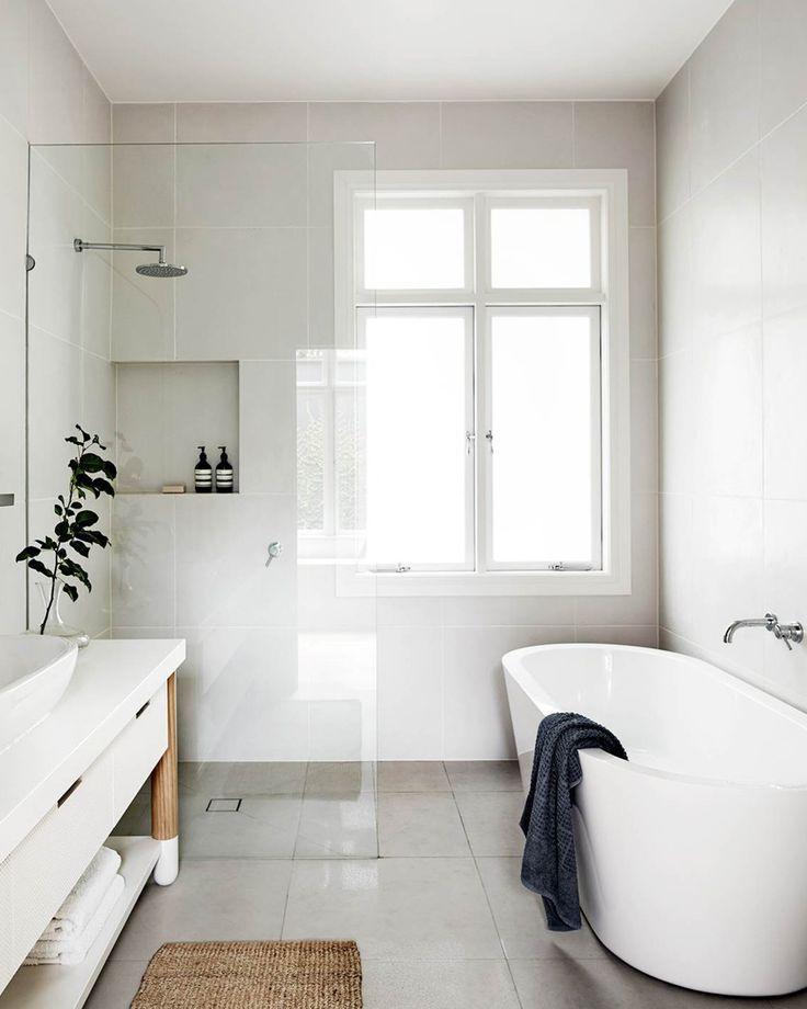 Salle de bain moderne : idées déco et inspiration - #bain ...