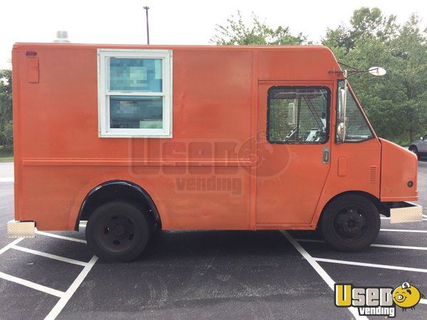 Used Trucks For Sale In Md >> Uitramax Pizza Truck For Sale In Maryland Food Truck For