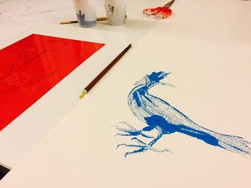 Corso di pittura creativa a Milano: la carta da parati
