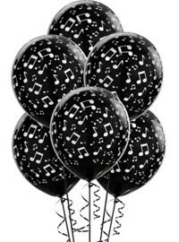 Rock n Roll Balloons - Party City