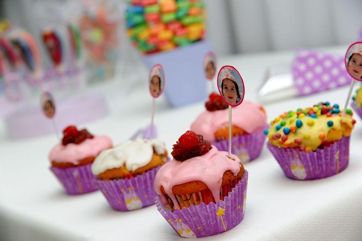 Cupcakes personalizados Isabella