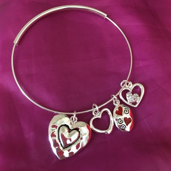 Adjustable Bangle Love Bracelet. We do not find the meaning of life by ourselves alone. Adjustable Bangle Jewelry Bracelets
