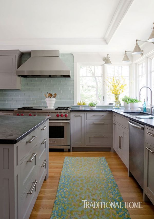 10 Best images about Kitchens We Love on Pinterest | Small ...