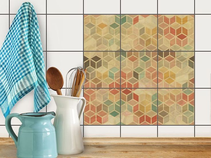 Die besten 25+ Fliesenaufkleber dusche Ideen auf Pinterest - deko ideen badezimmer wandakzente