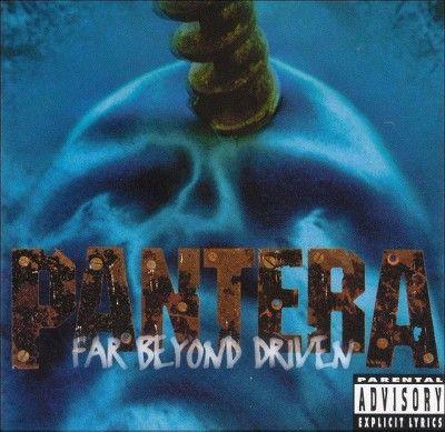 Pantera - Far Beyond Driven [Explicit Lyrics] (CD)