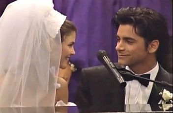 Full House's Jesse and Becky Got Married 22 Years Ago Today! Let's Relive the Best Moments, Shall We?