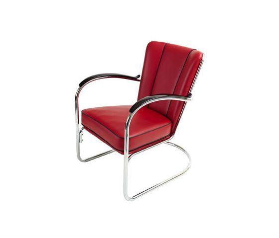 Gispen 412 | Willem Hendrik Gispen | 1948 | lounge chair*
