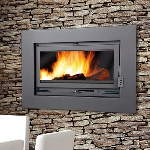 Bronpi Loire Panoramic Wood Burning Cassette Stove