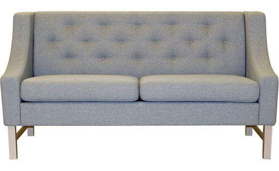 SIGNATURE 400 3 seter fra Bohus. Halvor Bakke design. Ønsker meg denne til hallen :)