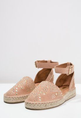 Dieser Schuh entfacht ein funkelndes Feuerwerk an deinen Füßen. Pier One Espadrilles - nude für 49,95 € (06.04.16) versandkostenfrei bei Zalando bestellen.