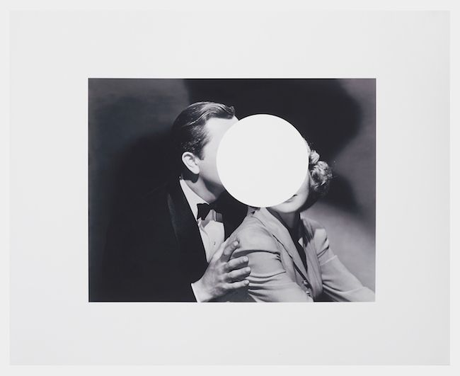 Touch (2014) John Stezaker. Limited Edition Inkjet Print of 100. Available on countereditions.com