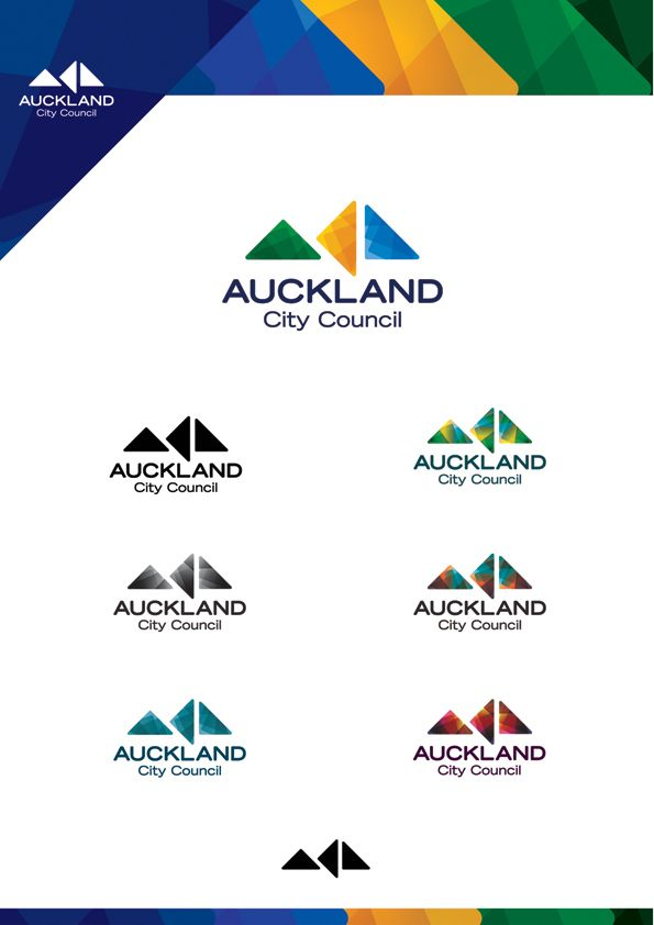 Auckland City Council by Will Wang, via Behance
