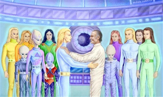 Расы инопланетных цивилизаций | Возрождение и Золотой Век России и Мира
