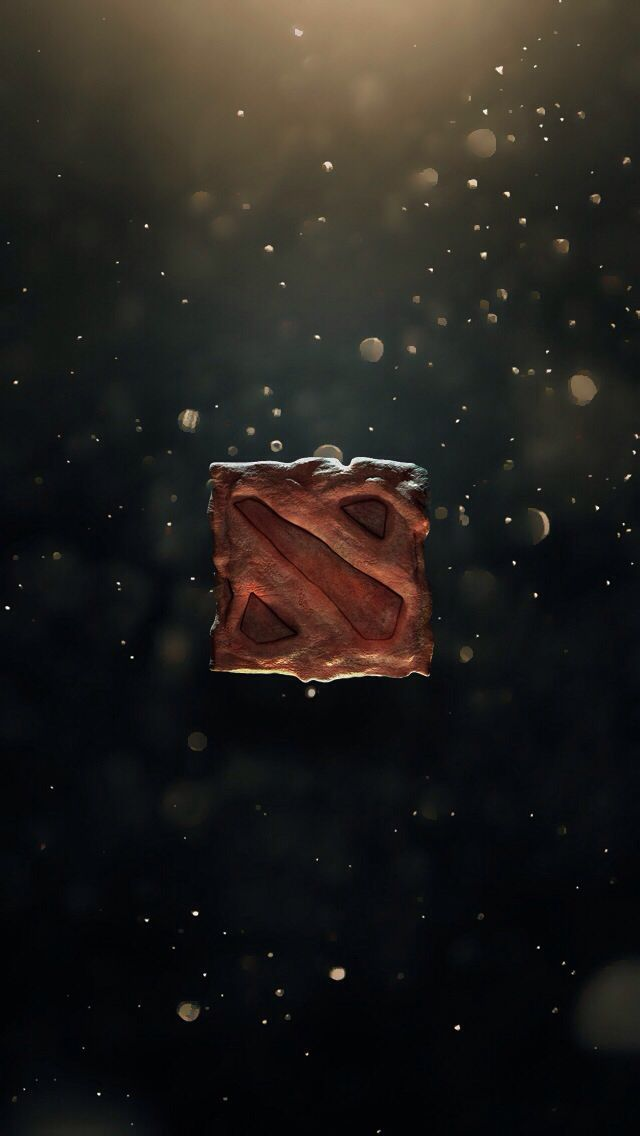iphone 6 wallpapers Dota 2 Logo