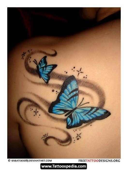 She started as a caterpillar and spread her wings into a strong beautiful butterfly