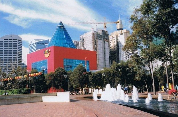 And take a quiet moment to reflect on the glory that was once Sega World Sydney.   This Photo Will Ruin Your Childhood If You Grew Up In Sydney