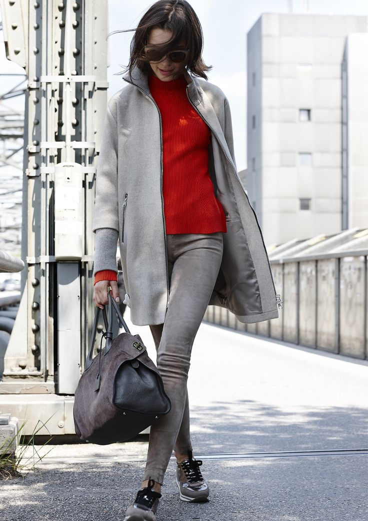 #streetstyle #herbst #looks #fashion #couture #trend #fall2015 #womanswear #reischmann