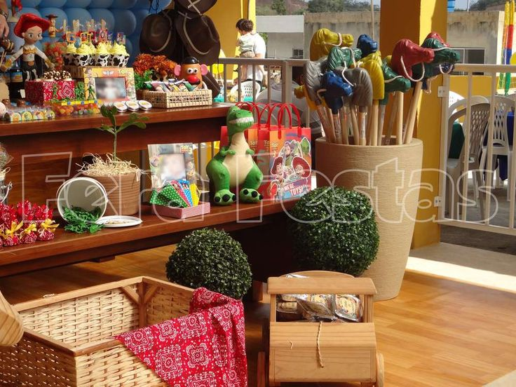 Toy Story Birthday Party Ideas | Photo 2 of 15 | Catch My Party