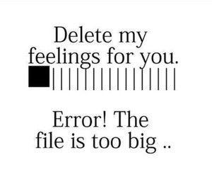 Error! :(