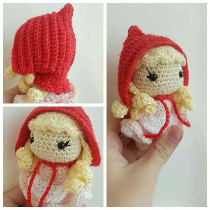 Маленькая Красная шапочка.