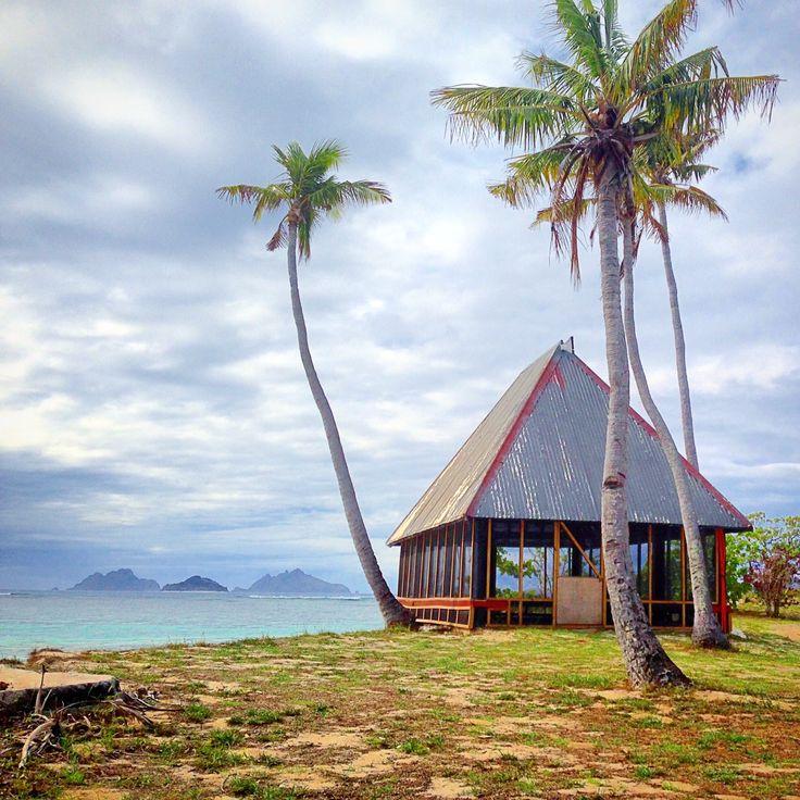 you.the.world.wandering at Mana Island, Fiji.