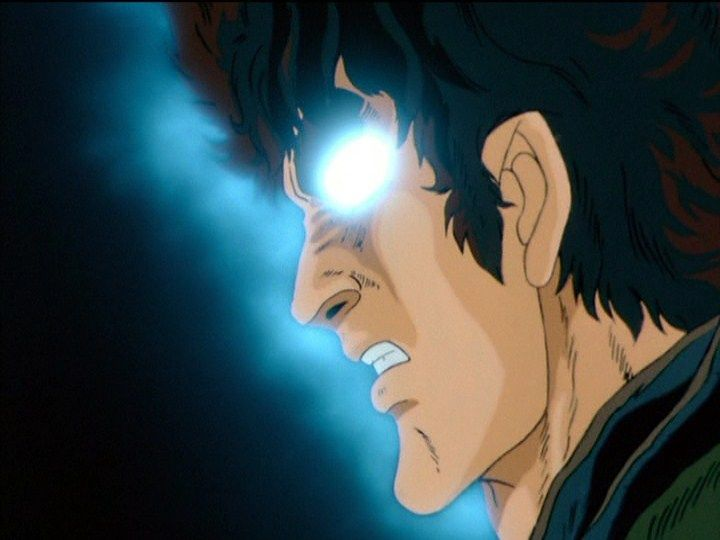 fist of the north star anime -