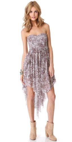 Free People Summer Daze Tube Dress | SHOPBOP