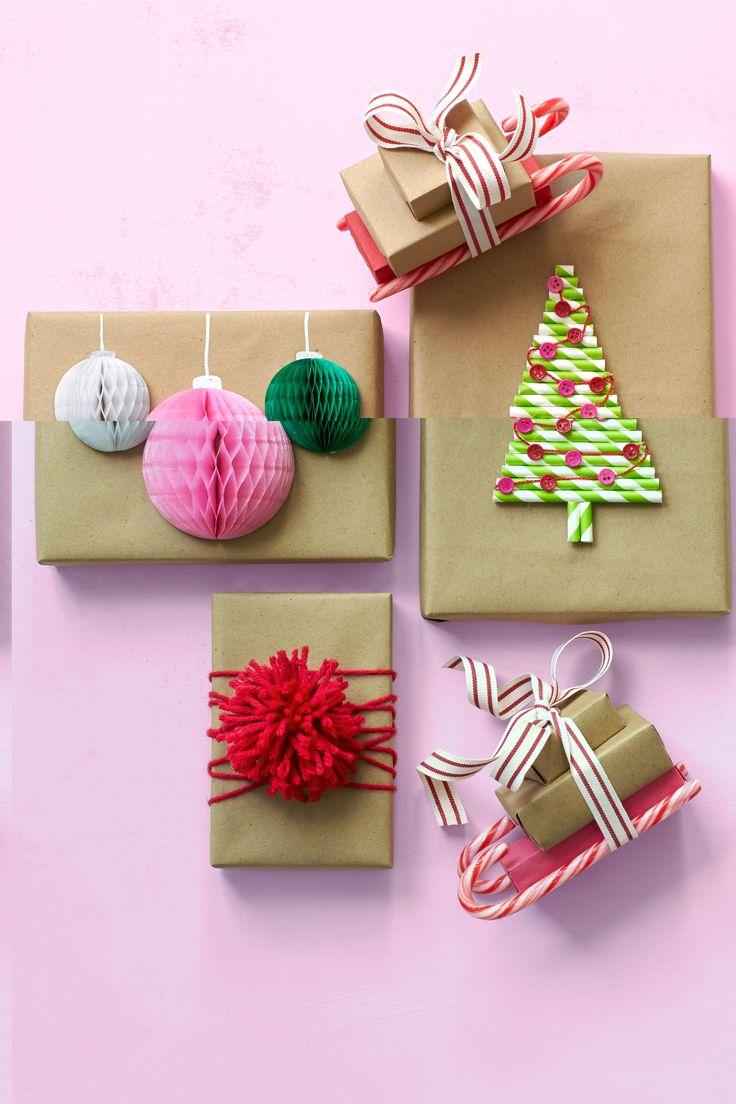 Картинки подарки на новый год своими руками из бумаги, доброй