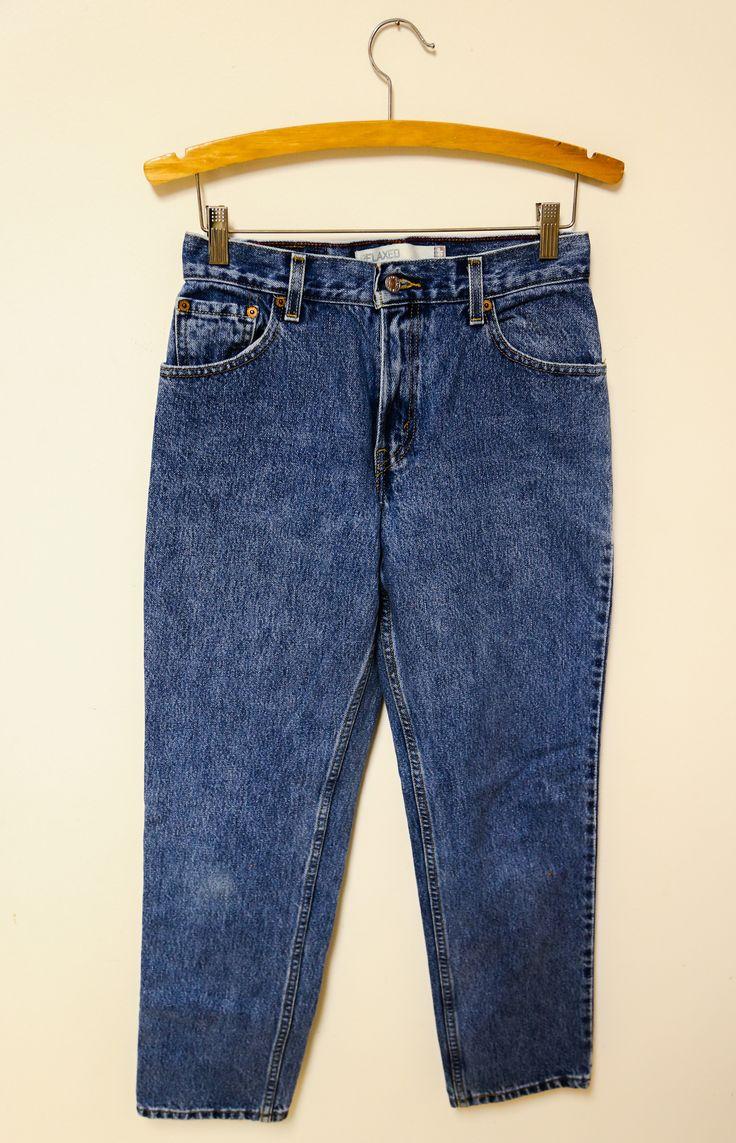Vintage 80s Levi boyfriend jeans FOR SALE ($15)   #vintagefashion #vintage #rva #denim #levis #nova #virginia #shopsmall #vcu #gmu #vintage