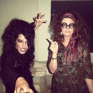 Professor Trelawney | 29 Alternative Harry Potter Halloween Costume Ideas