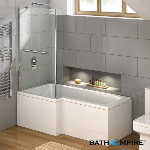 Bathroom Designs L Shaped best 25+ p shaped bath panel ideas on pinterest | shower surround