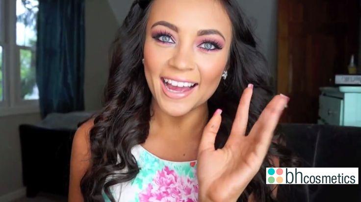 Yaz için pratik makyaj nasıl yapılır?  Bh cosmetics ile yaz makyajının keyfine varın.   Videonun tamamı için : http://on.fb.me/1owAVtf  BH Cosmetics 120 Color Eyeshadow Palette 5th Edition/120 Renk Far Paleti 5th Edition BH Cosmetics Smudge Brush / Smudge Fırça BH Cosmetics Blending Brush / Karıştırma Fırçası  #Bhcosmetics #Jimodacom #Makyajyapma #Makyaj #Kozmetik #Bakım #gününmakyajı #blogger #bblogger #onlinealışveriş #kapıdaödeme