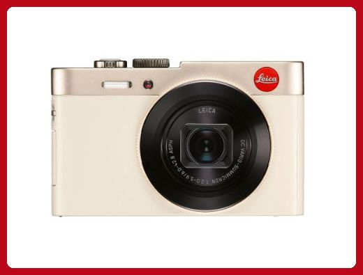 Leica C Camera 18485 12.1MP Mirrorless Digital Camera with 3-Inch LCD - Light Champagne Gold - Fun stuff and gift ideas (*Amazon Partner-Link)
