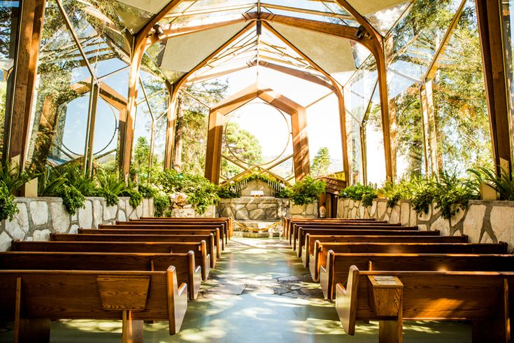 wayfarers chapel: absolutely love