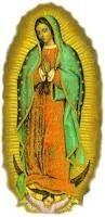 Notre Dame de Guadalupe est un porte chance puissant qui vibre à (plus) +0,8/3 de capital chance positif. Il suffit de mettre sur votre mur (ou dans votre chambre) ou de lieu de travail une image de Notre Dame de Guadalupe, ça ne sera que bénéfique et...