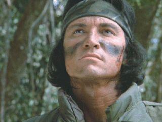 Billy from Predator. Played by Sonny Landham