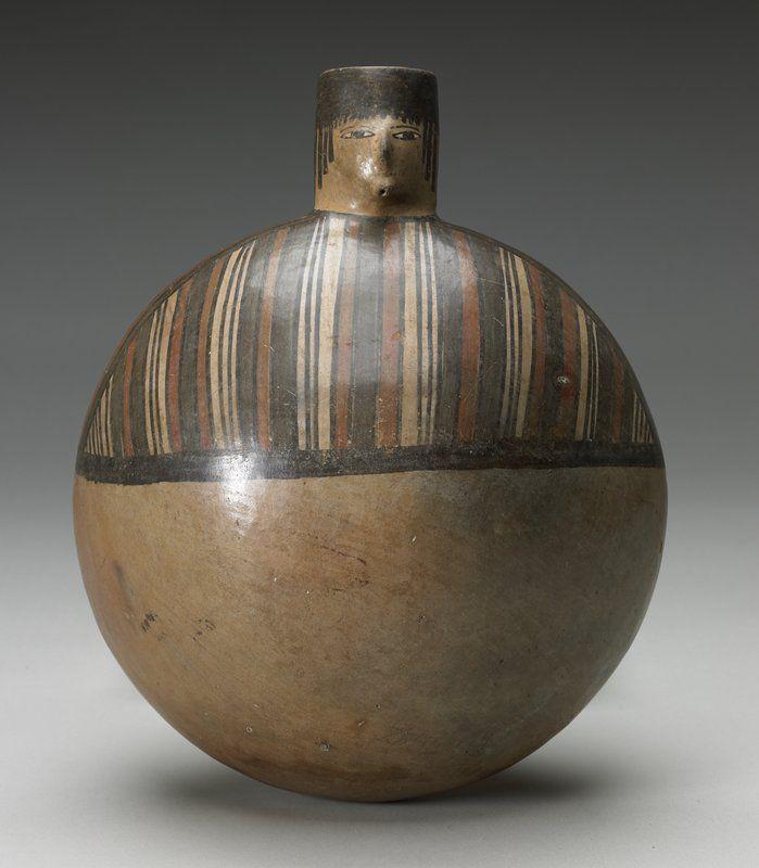 .Jar  Artist Unknown (Nazca) (Peru, South America), 3rd century BCE-6th century AD