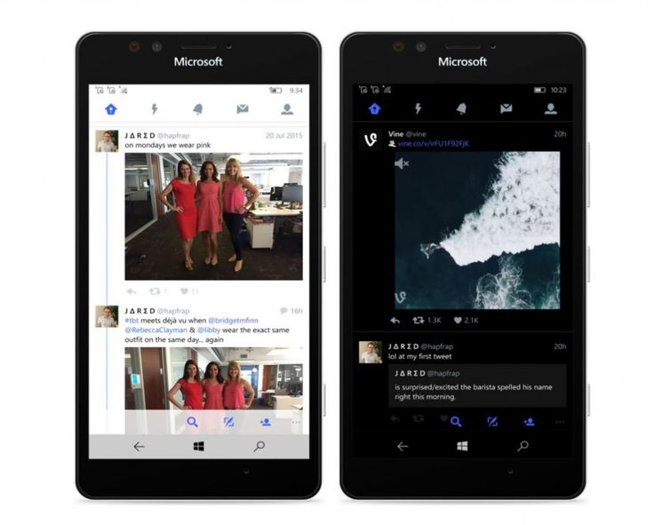 Windows 10 Mobile now has an official Twitter app that doesn't suck Napier Lopez