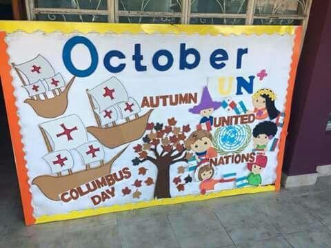1000 ideas sobre periodico mural octubre en pinterest for Componentes de un periodico mural