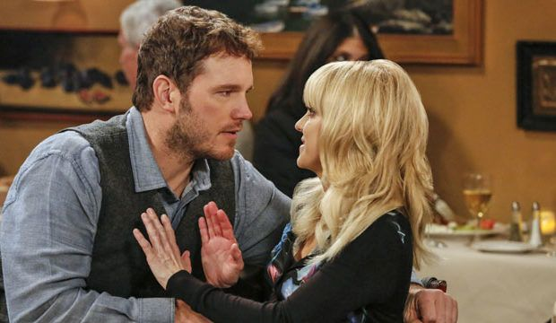 Chris Pratt ('Mom'): Will he earn an Emmy nomination for guesting on wife Anna Faris' show?