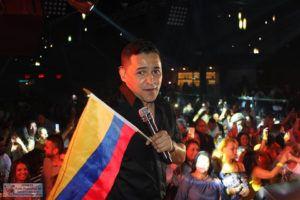 Jorge Celedón confirmó ser el rey mundial del vallenato